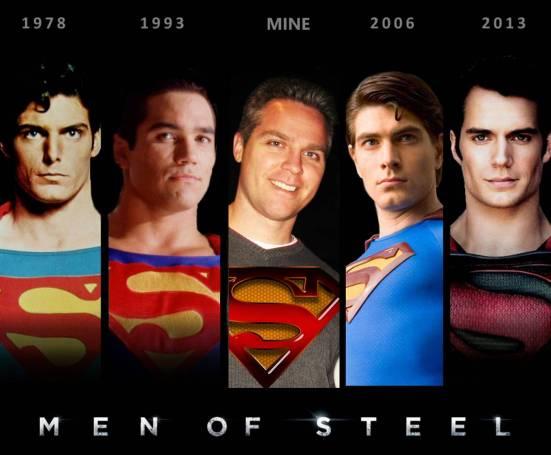 My Clark Kent