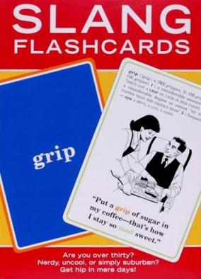Slang Flashcards