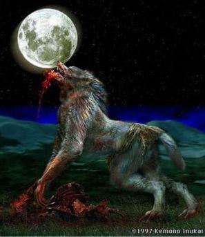 Werewolf Babysitter